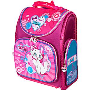 Школьный рюкзак – ранец HummingBird Charming Kitty K40 с мешком для обуви