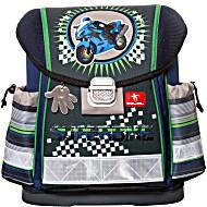 Ранец Belmil Classy 403-13/417 SUPER BIKE + мешок для обуви