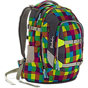 Satch Pack рюкзак для школьника цвет Beach Leach SAT-SIN-003-901