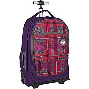 Рюкзак на колесах Chiemsee Барберри Фиолетовый