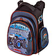 Школьные ранцы и рюкзаки Hummingbird TK30 Джип с мешком для обуви + пенал