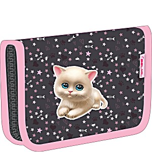 Пенал Belmil Кошачья Любовь 335 72 I Love Cats